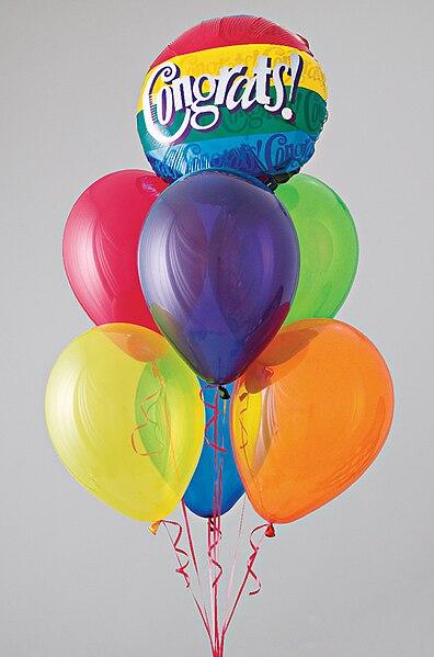 Foil Balloon & Latex Balloon