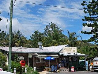 Conondale, Queensland Town in Queensland, Australia