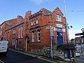 Constitutional Club (now Conservative Club) Heigad (Highgate) Dinbych, Denbigh, Cymru, Wales 01.jpg