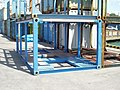 Container =【 20ft 】 Okinawa Car rack (Unknown owner / No number) 【 Marine container only for Japan Domestic 】--②.jpg