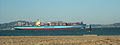 Container Ship in Bay (2897397082).jpg