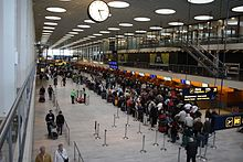 Copenhagen Airport – Travel guide at Wikivoyage