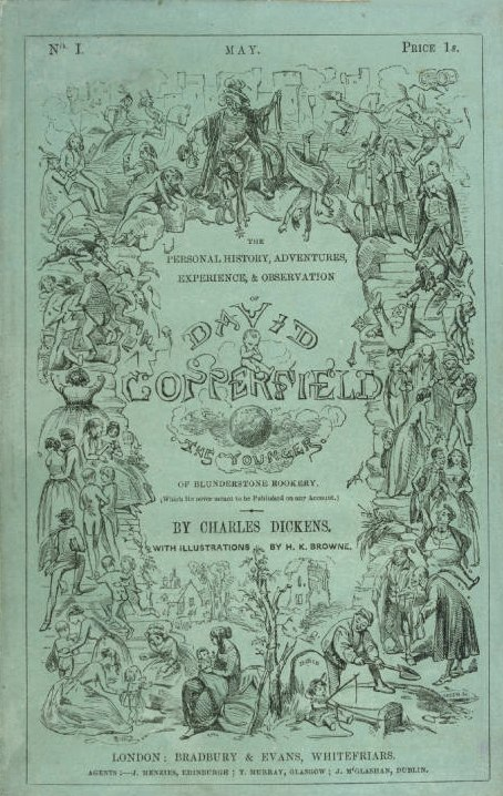 Copperfield cover serial