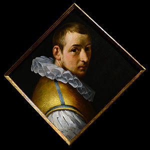 Cornelis van Haarlem - Image: Cornelis van Haarlem Self portrait 06112012 2