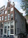 corner of oudeschans 24 and recht boomssloot 96 through 100 in amsterdam