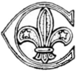Cornwell Scout Badge - Image: Cornwell Scout Badge
