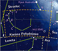 Corona australis constelation PP3 map PL.jpg