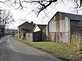 Corrugated iron barn, Weobley - geograph.org.uk - 1690501.jpg