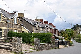 Cottages - Gwern-y-Steeple - geograph.org.uk - 1276189.jpg