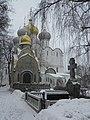 Couvent de Novodievitchi - chapelle et cathédrale Smolensky (2).jpg