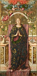 Carlo Crivelli: The Immaculate Conception