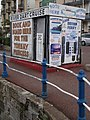 Cruise booking booth, Torquay - geograph.org.uk - 482999.jpg