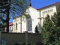 Częstochowa widok na kościół rektoracki przy Al. NMP 29042012 kpjas.JPG