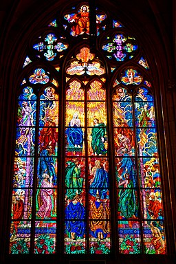 Czech-03772 - Pentecost Window (32174609674)
