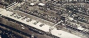 1923 Indianapolis 500 - 1923 start.