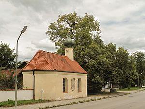 Aying - Image: Dürrnhaar, Kapelle foto 1 2012 08 06 12.05