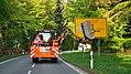 D-BW-KN-Eigeltingen - Zeichen 439 an der K6110 Reinigung 001.jpg