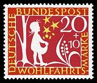 DBP 1959 324 Wohlfahrt Sterntaler