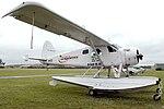 DHC-2 Beaver floats (5730018146).jpg
