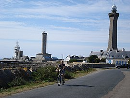 Lighthouses on the Pointe de Penmarc'h