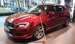 DS Automobiles - Image: DS 4S 01 China 2016 04 18