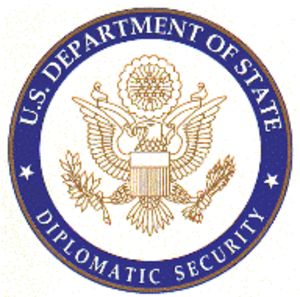 Regional Security Officer - Image: DS Great Seal smaller size