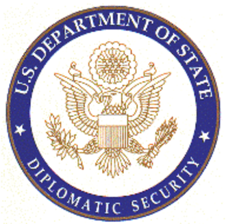 Eric J. Boswell - Image: DS Great Seal smaller size