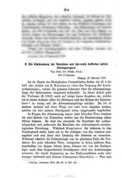 File:Dahl Abstammung Skorpione und Atmungsorgane.djvu