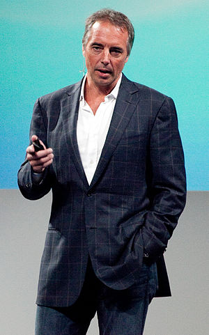 Dan Buettner - Buettner in October 2010