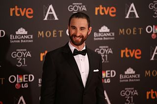 Dani Rovira Spanish comedian and actor
