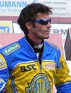 Daniel Nermark Swedish speedway rider