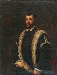Portrait of a Man (after Titian)