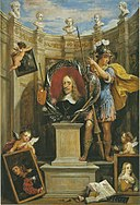 David Teniers the Younger - modello for Theatrum Pictorium 1673.jpg