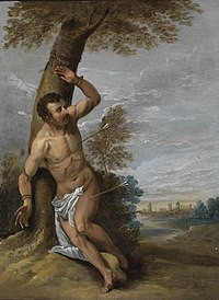 David Teniers the Younger after Veronese - St Sebastian.jpg