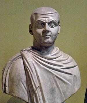 Maximinus II - Image: Daza 01 pushkin