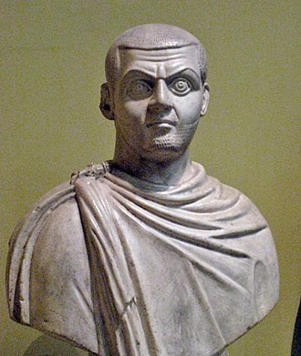 Diocletianic Persecution - Maximinus, Caesar of Palestine, Syria, and Egypt from 305 to 312