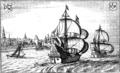 De Eendracht en de Hoorn bij het vertrek uit Hoorn.png