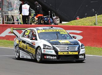 2016 Supercheap Auto Bathurst 1000 - Simona de Silvestro and Renee Gracie joined the grid as a wildcard entry for the second consecutive year.
