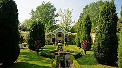 Tuinen Van Honschoten.De Levenstuinen Van Het Groot Hontschoten Wikipedia