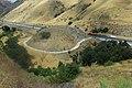 Dead-Man's Curve in Lebec, California, 2010.jpg