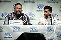 Dean DeBlois, Jay Baruchel, 2014 WonderCon.jpg
