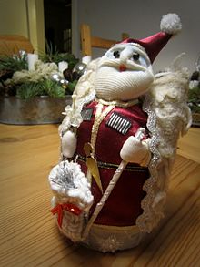 Ded Moroz from Georgia