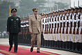 Defense.gov News Photo 110711-N-TT977-016 - Chairman of the Joint Chiefs of Staff Adm. Mike Mullen is escorted by Chief of the Peoples Liberation Army s General Staff Gen. Chen Bingde during.jpg