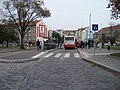 Dejvická, autobus 116 v nástupní zastávce.jpg