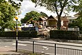 Demolition work, St Jamess School (geograph 6237338).jpg