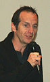 Denis O'Hare discussing Harvey Milk.jpg