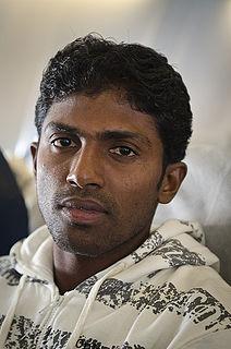 Denson Devadas Indian professional footballer