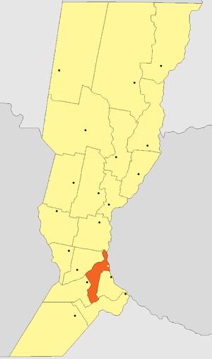 San Lorenzo Department - Image: Departamento San Lorenzo (Santa Fe Argentina)