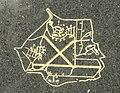 Detail from RAF Llandow memorial stone. - geograph.org.uk - 914509.jpg