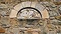Detail of west doorway, St John the Baptist's Church, Ault Hucknall - geograph.org.uk - 451704.jpg